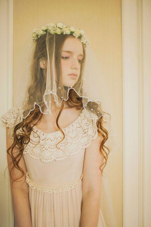 結婚式 花嫁 髪型