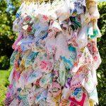 結婚式当日に忘れがちなアイテム! 花嫁のハンカチ