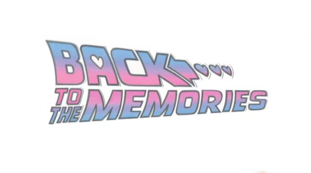 プロフィールムービー「Back To The Memories」