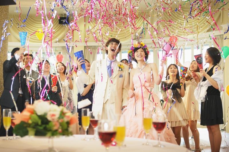 1827f986ce97f ゲストの心に残る結婚式にしたい!面白い演出アイデア10選
