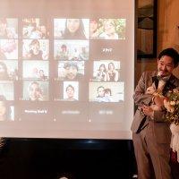 オンライン結婚式 WEB婚