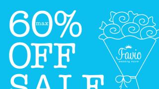 60%OFF SALE
