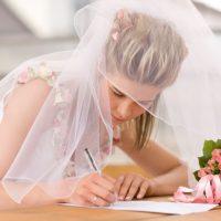 花嫁から両親への手紙 読まない感謝の伝え方
