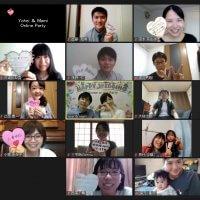 オンライン結婚式WEB婚LIVE!