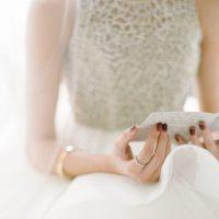 「花嫁の手紙」書き方と文例