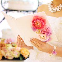 少人数婚におすすめの花嫁の手紙ムービー